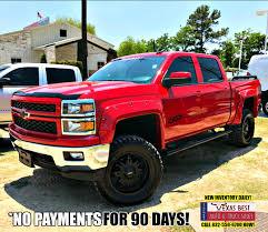 100 281 Truck Sales NEW INVENTORY DAILY 2015 Chevrolet Silverado 1500