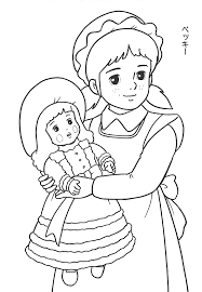 Inspirational Little Princess Coloring Pages 20 On Picture Page With