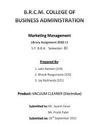 Tti Floor Care Wikipedia by Marketing Mix Of Vacuum Vacuum Marketing