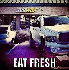 Subway Is For Health Nuts Haha Where's The Burgers And Cheese Curds ... Chevrolet Of Milford Is A Dealer And New Car Wolf Creek National Fish Hatchery Adds Bat Habitats Us Colorado Passes Bill To Forbid Rolling Coal It Needs The Governors Balls Out Weird Story The Great Truck Nuts War Vice Can Honestly Say Never Considered Truck Nuts As Solution For Old 2014 Ford F450 Black Ops Fully Loaded Man Who Dangle Those Metal Balls Off Trailer Hitch Their Epa Just Said That This Whole Thing Is Illegal 34hour Restart Rules To Be Suspended Congress Clears Legislation Breakdown Heavy Recovery Hgv Car Van 4x4 Motorbike Motorcycle Trike Are Wheel Spacers Tigerdroppingscom