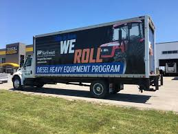 100 Semi Service Truck Equipment Graphics Vehicle Lettering Gallery Equip Inc