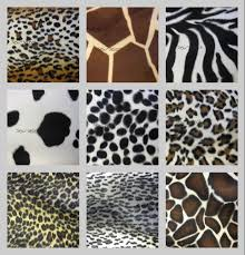 Material For Curtains Uk by Animal Print Fur Effect Curtain Fabric Upholstery Material 150cm