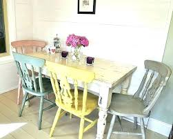 Painted Dining Room Table Chalk Paint For Kitchen Full Size Of Spray Painting And Chairs Ideas