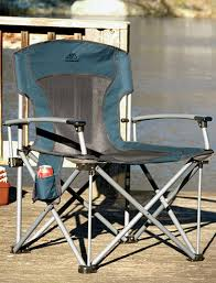 Alps Mountaineering King Kong Chair Khaki by Amazon Com Alps Extra Wide Leisure Chair Steel Blue Sports