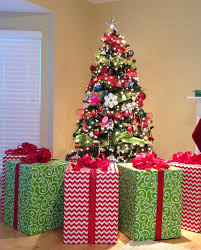 Upright Christmas Tree Storage Bag Uk by Toddler Proofing The Tree Cheap Picket Fence From Lowe U0027s Could