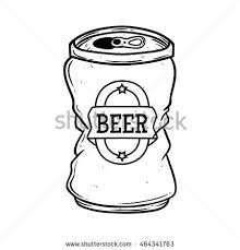 Can clipart beer can 4