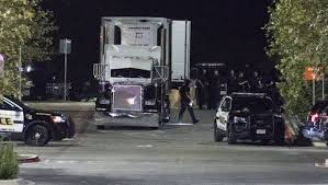 100 Southwest Truck And Trailer Blistering Hot Truck Full Of Immigrants Found At Texas