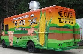 100 Food Trucks Atlanta Omar Epps Pops For Truck Lunch