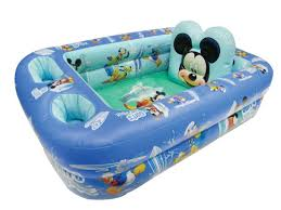 Mickey Mouse Bathroom Images by Disney Mickey Mouse Inflatable Toddler Bath Tub Babies