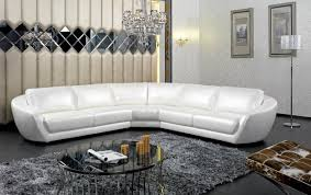 Curved Floor Lamp Next by Furniture Modern White Curved Sectional Furniture In Living Room