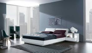 Amazing Bedroom Paint With Contemporary Color Design Picture
