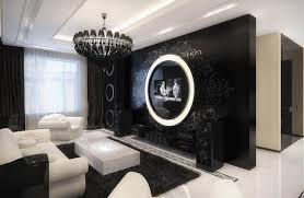 Decorating With Black Is Not Everyones Cup Of Tea But When Its Done Right It Can Add An Eclectic Flair To The Room