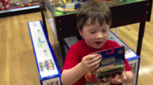 Trackmaster Tidmouth Sheds Toys R Us by Coleman Buys Diesel 10 Thomas And Friends Youtube