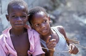 HAITI WEST INDIES Port Au Prince Cite Soleil Shanty Town