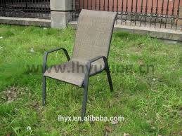 Sling Back Stackable Patio Chairs by Garden Chair Garden Chair Suppliers And Manufacturers At Alibaba Com