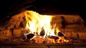 Fireplace Desktop Wallpaper ·â'