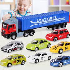 100 Toy Farm Trucks And Trailers Super Promo 2688 187 Scale Truck Tractor Model