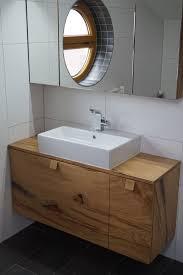 massivholz bad wildeiche rustikal badezimmer stuttgart