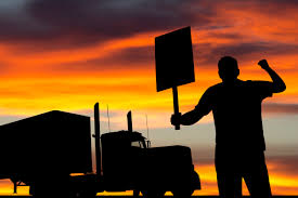 Another Trucking Strike Looms In 2019   Fleet Owner