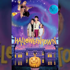 Halloween Town Characters by Halloweentown Topic Youtube