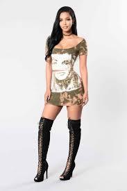 Nova Models Names Articulate Glitter Dress Black Girl Fashion Or