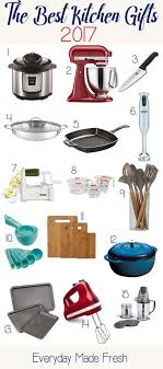 The Best Kitchen Gifts 2017 Everyday Made Fresh