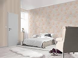 tapete vlies streifen vintage beige rasch florentine 448771