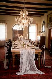 I Dont Need A Tablecloth And Centerpieces Can Be Simple For That Matter Table Runners Add Instant Style To Any Wedding