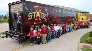 New Iowa State Football Semi Trailer For 2016 | CycloneFanatic: The ... Decker Trucking Red Peterbilt White Trailer Editorial Image Transporte Transportation Service Dren Germany 57 Vintage Ads On Behance Truck Line Fort Dodge Ia Best 2018 Is This Heaven No Its Iowa I84 Tremton To Twin Falls Pt 9 23 Days Ago Fleet Managdispatcher Job At Inc June 12 Laurelbig Timberhardin Mt 2016 Lifeliner Magazine Issue 4 By Motor Association The Wi Diesel Ranchs Favorite Flickr Photos Picssr Offroad Car Transport Apk Download Free Simulation Game For