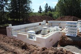 Construction Of Basement by Basement Construction Part 1 Tucked In The Pines
