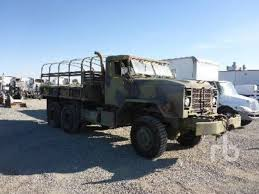 100 Military Trucks For Sale Am General Flatbed Used On Buysellsearch