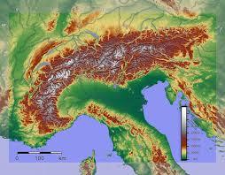 mountain ranges of europe the alps highest mountain range in europe