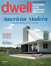 100 Modern Architecture Magazine Balcones House In Dwell Pollen