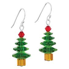 Christmas Tree Earrings Kit By Fusionbe Fusion Be