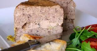 terrine de volaille au foie gras recette terrine de volaille au