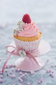 Cup Cake Pretty Cupcakes Mini Raspberry Birthday Happy