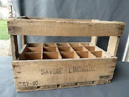 caisse a vin en bois caisse bouteilles ancienne bois d occasion