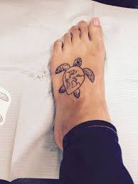 Gah A Small Turtle Tattoo Would Be So Cute