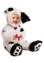 Dalmatian Puppy Baby Costume - Toddler Dog Halloween Costume