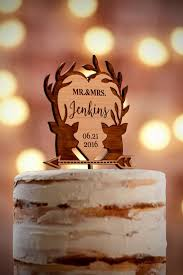 Stylish Decoration Wedding Cake Toppers Rustic Fun Best 25 Ideas On Pinterest