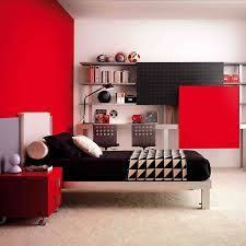 Black And Red Bedroom Ideas by Ninja Karate Bedroom For A Teen Boy Red Black White Bedroom