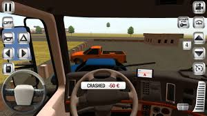 Euro Truck Driver-The Fastest Truck-game Play - YouTube
