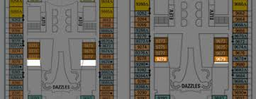 Trial Deck 9 by Oasis Of The Seas Deck Plan Changes Coming After Dry Dock Is