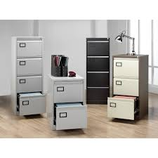 Hirsch Filing Cabinet 4 Drawer by White Office Furniture File Cabinets Three Drawer Office