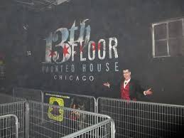 13th Floor Blackout Promo Code by Haunt Review 2017 13th Floor Haunted House Chicago