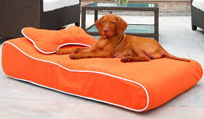 Extra Large Orthopedic Dog Bed by Modern Dog Beds For Large Dogs U2014 Jen U0026 Joes Design Dog Beds For