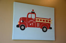 Firetruck, Nursery Art, Transportation, Boys Room Decor, Original ... Bedroom Decor Ideas And Designs Fire Truck Fireman Triptych Red Vintage Fire Truck 54x24 Original 77 Top Rated Interior Paint Check More Boys Foxy Image Of Themed Baby Nursery Room Great Images Race Car Best Home Design Bunk Bed Gotofine Led Lighted Vanity Mirror Bedroom Decor August 2018 20 Amazing Kids With Racing Cars Models Other Epic Picture Blue Kid Firetruck Wall Decal Childrens Sticker Wallums