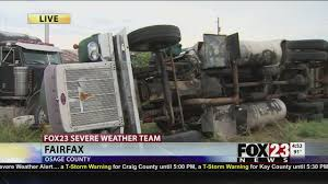 Latest Tulsa News Videos | FOX23 4 Injured After Semitruck And Greyhound Bus Crash Near Kettleman Best Truck Crashes 2015 2016 Driver Leaps To Safety As Train Into Inside Edition Tesla Owner Says Autopilot Saved Him From A Nearmiss With Video Semitruck Loses Control Crashes Gas Station In Cajon Caught On Video Driver Capes Semi Before Its Hit By Fatigue Contributing Factor Mondays Video Drowsy Driving Leads Fatal Truck At Nevada 3 Due Inattention Snarls Blaine Crossing Route 17 Crash Clip Shows Wreck It Happened Shocking Footage Of Minor Turned Major The 401
