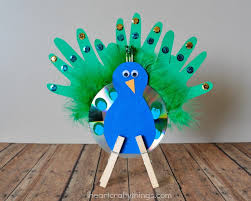 Im Sharing Today How We Turned A CD Into Bright And Colorful Peacock Craft For Kids It Is Fantastic To Make After Visiting The Zoo Or When