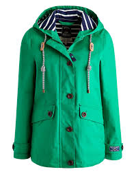 joules womens waterproof hooded jacket bright green part of our